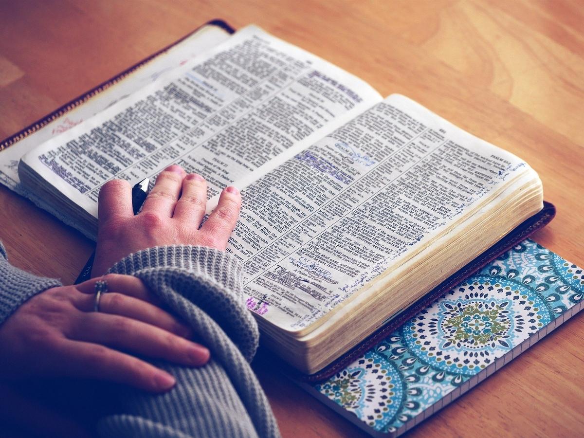 Ladies Afternoon Bible Study